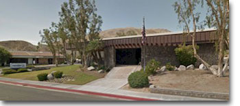 Picture of our Rancho Mirage Office Branch Office